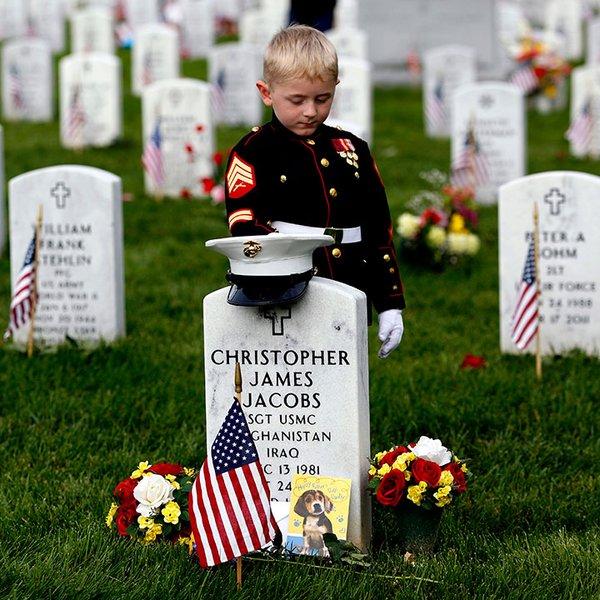Memorial Day - Graves