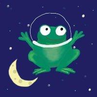 Snarky Frog
