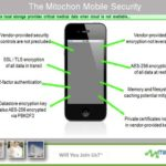 Mitochon Systems Mobile Solution-Security Slide