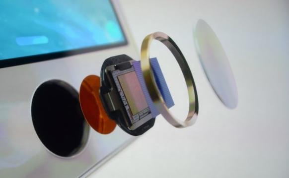 iPhone Fingerprint Recognition - TouchID