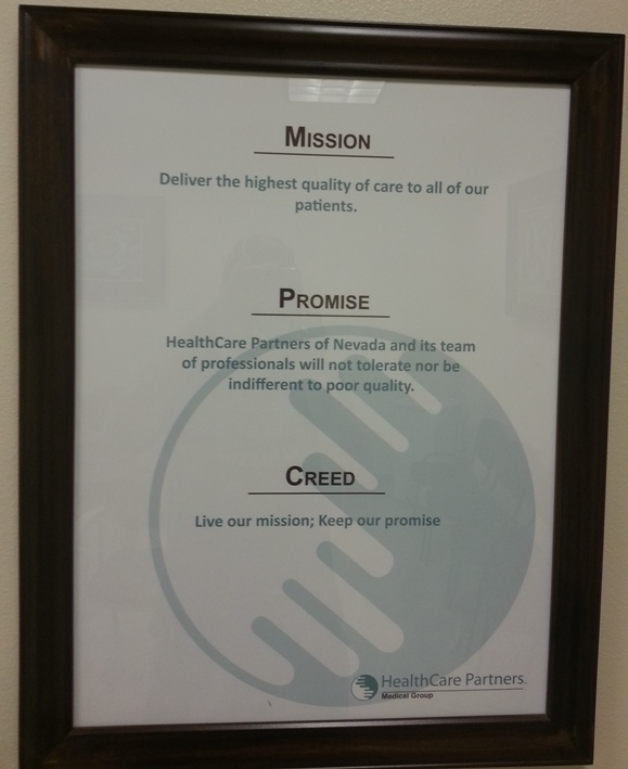 Partners Healthcare Mission Statement