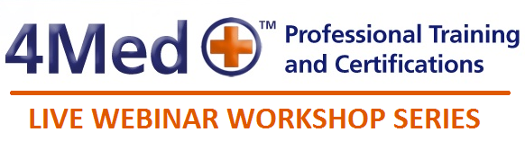 Healthcare IT Professional Training and Certication Courses - Live Webinar Series