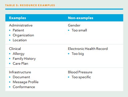 FHIR Resource Examples
