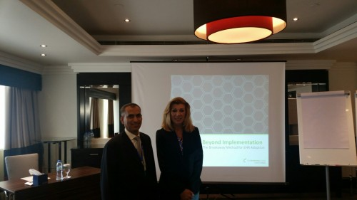 ACS and The Breakaway Group at EHR Workshop in Dubai