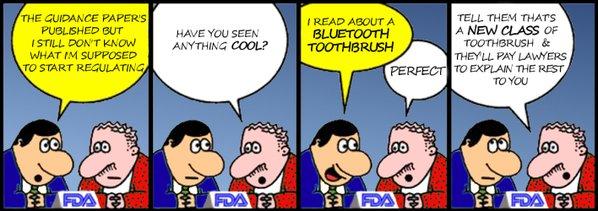 FDA Mobile Health Regulation