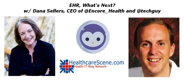 EHR Whats Next with Dana Sellers