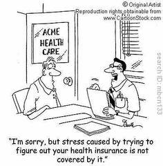 Insurance Stress