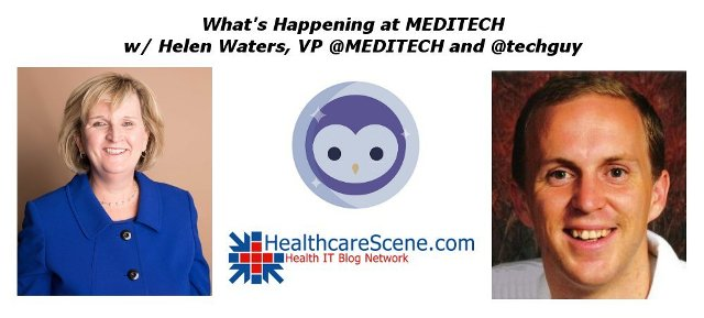 MEDITECH - Helen Waters