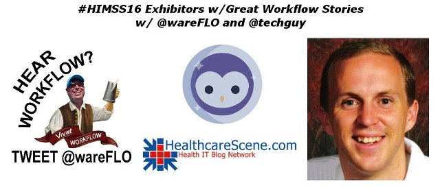 HIMSS16 Exhibitors with Great Workflow Stories-blog