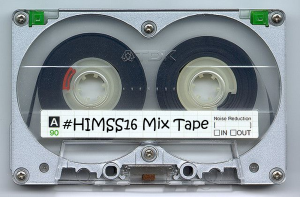 HIMSS16 Mix Tape