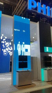 HIMSS16 Philips Booth