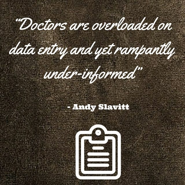 Andy Slavitt - Physician Data Paradox