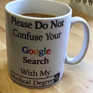 Dr Google - Google Search Replacement for Medical Degree