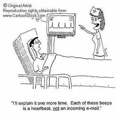 Healthcare IT Cartoons – Fun Friday | EMR and HIPAA