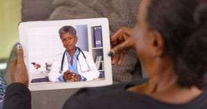 Telehealth Assessments Slash Emergency Department Lengths Of Stay