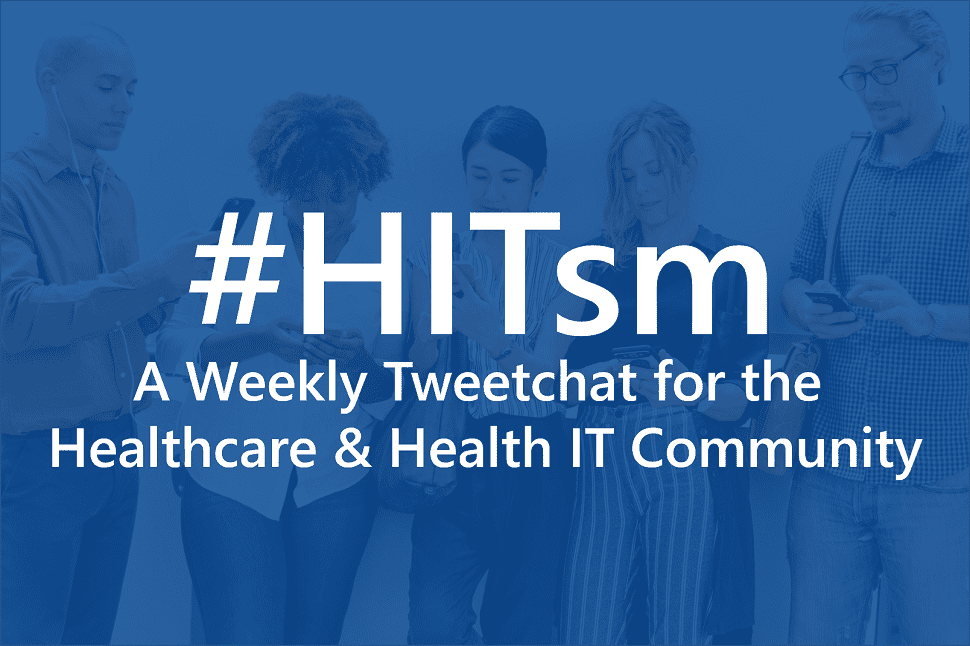 Blending Marketing and Health IT Solutions – #HITsm Chat Topic