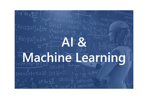 Topic – AI and Machine Learning