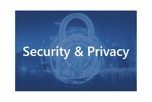 Topic – Security and Privacy