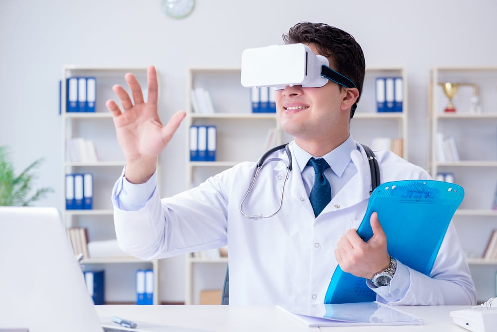 Healthcare Virtual Reality Market To Hit $30 Billion Within Six Years