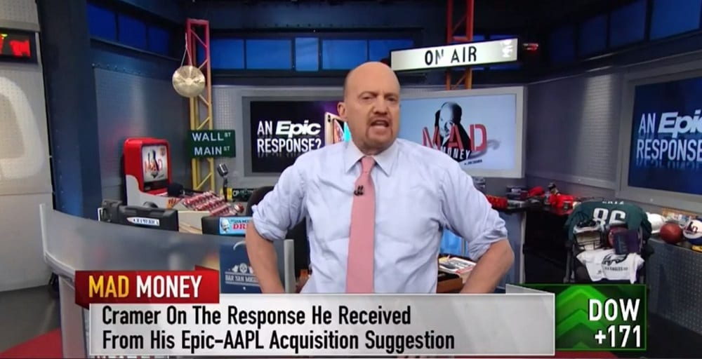 Apple + Epic leads to Jim Cramer + John Lynn | Healthcare IT Today
