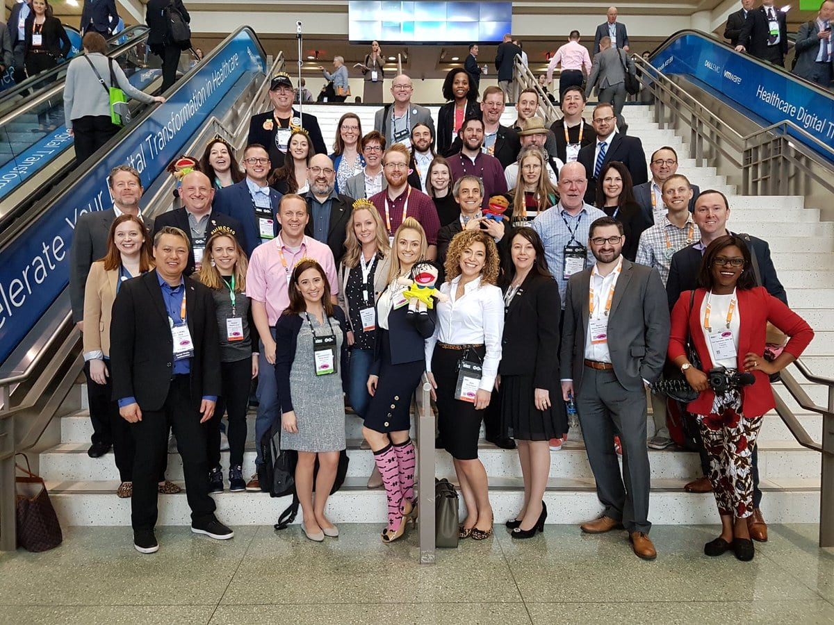 A Few Observations and Perspectives from #HIMSS19