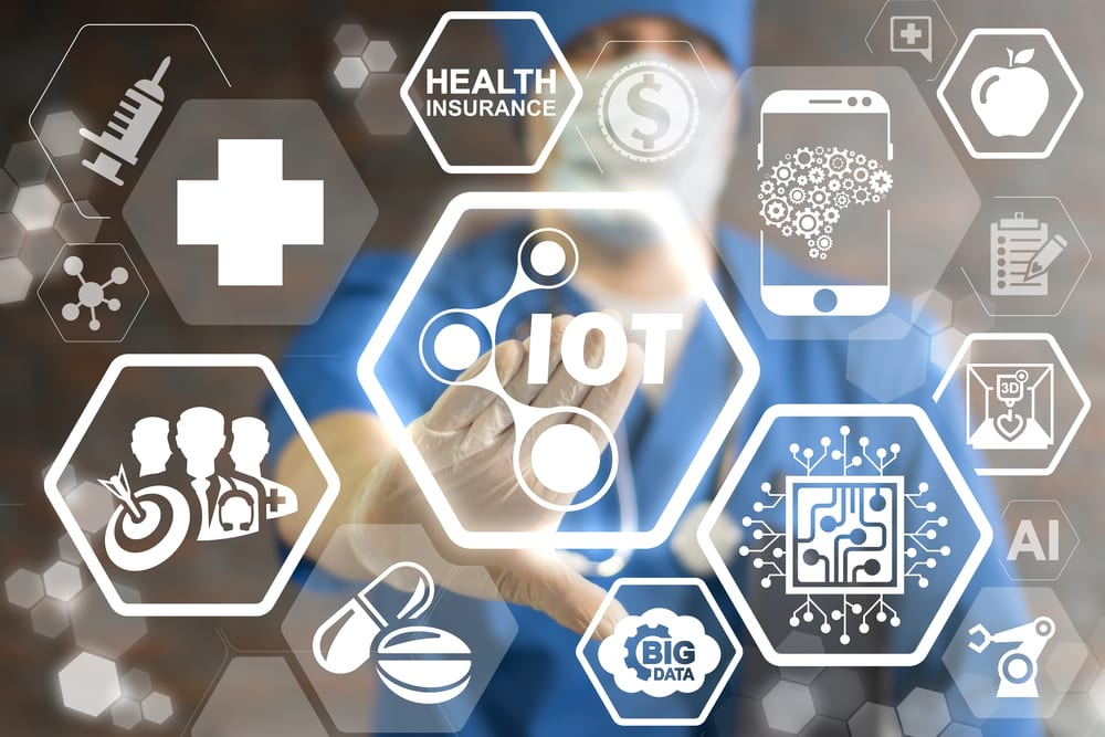 IoT: A Promising Prescription for Healthcare