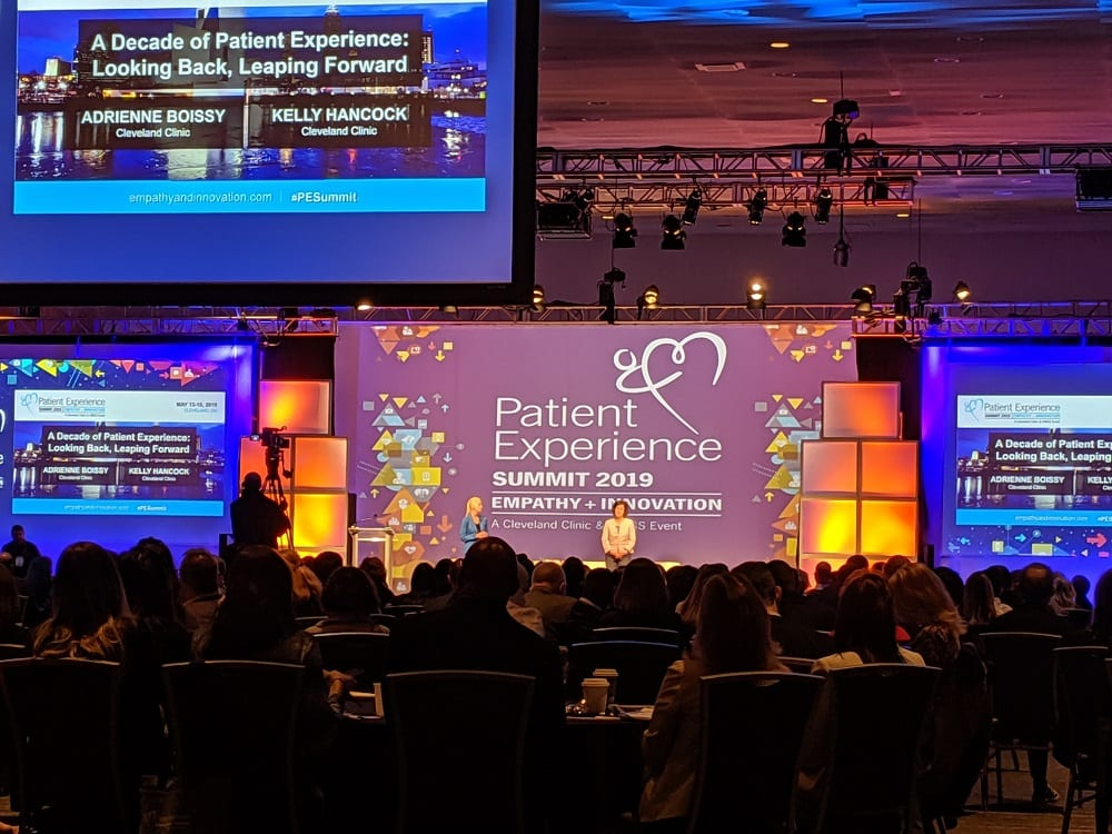 Real-time Pushes Aside HCAHPS at 2019 Patient Experience Summit