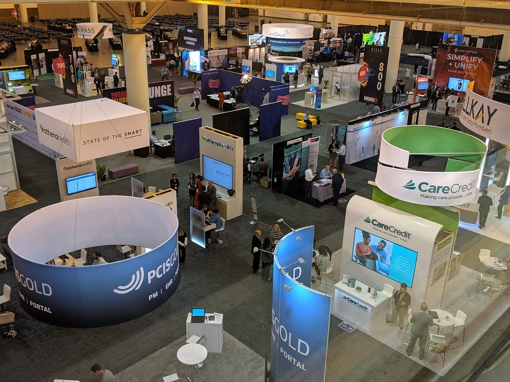 New Exhibitors at MGMA Breathing New Life into Annual Conference
