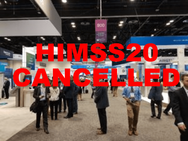 No Refunds from HIMSS 2020 Annual Conference Exhibitors Becomes Partial Credit Towards HIMSS 2021 and 2022