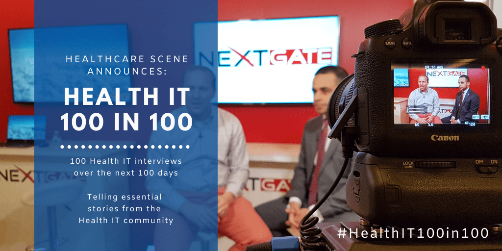 100 Health IT Interviews in 100 Days