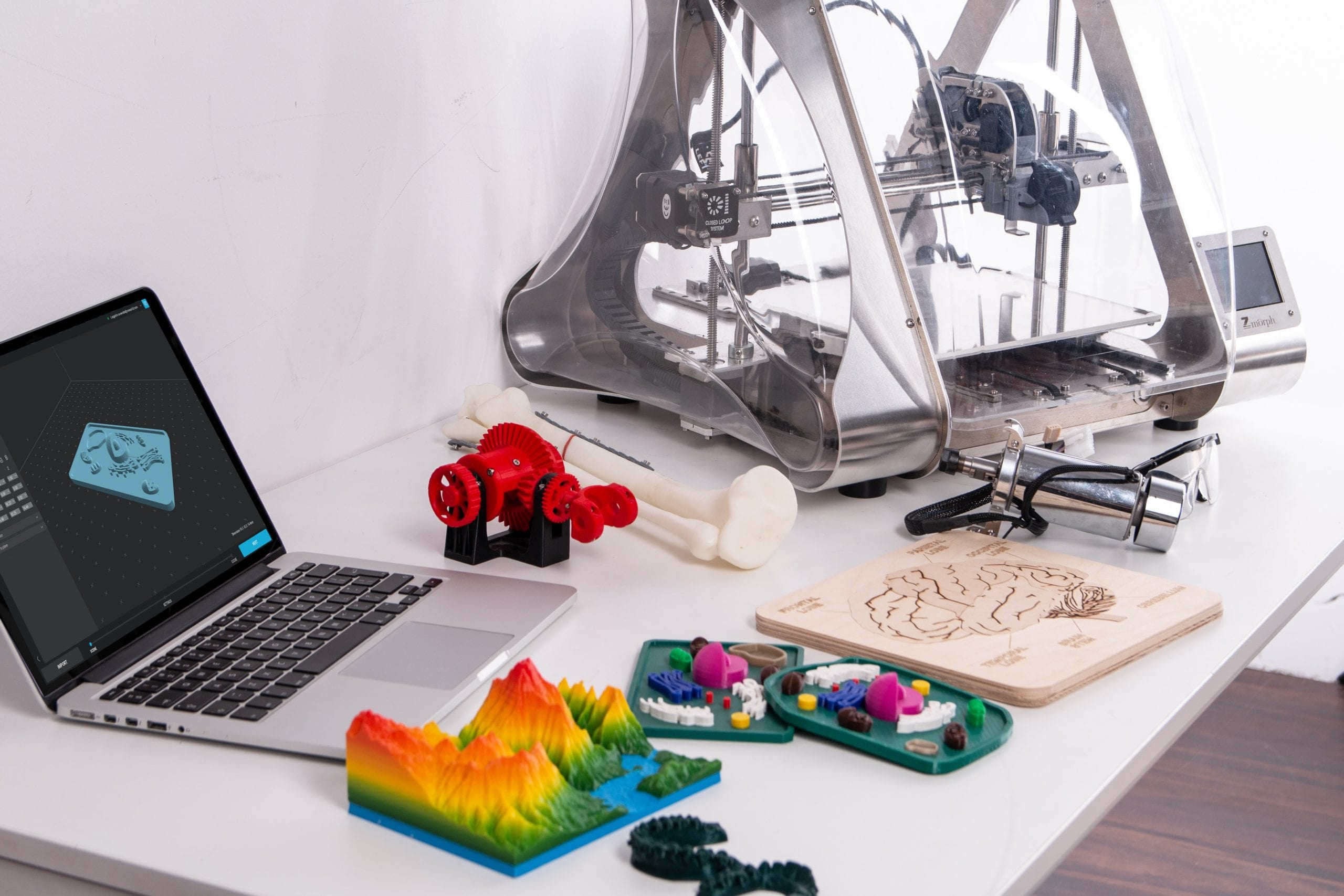 3D Printing Emerges As Option For Addressing Healthcare Equipment Shortages