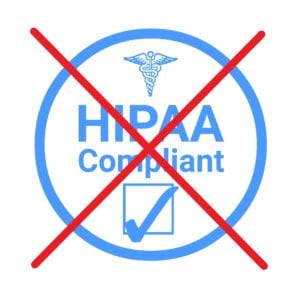HIPAA Seal of Compliance = Consumer Fraud