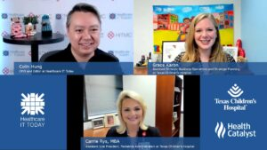 Enhancing the Digital Patient Experience at Texas Children's Hospital